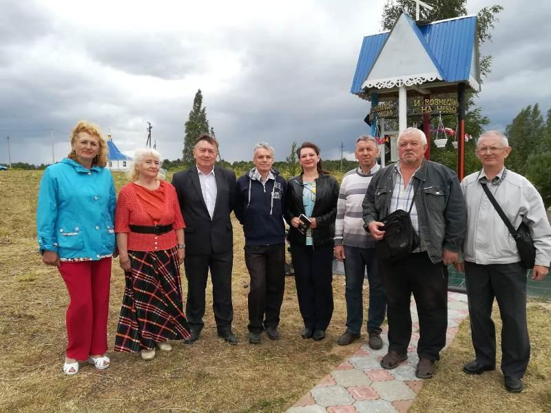 «День деревни» в селе Туреевка