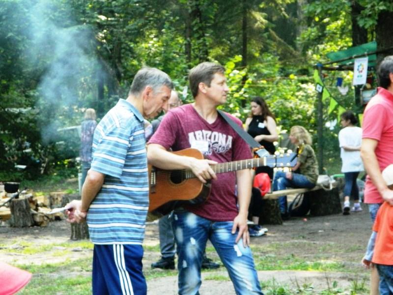 Фестиваль авторской песни «Три колодца»