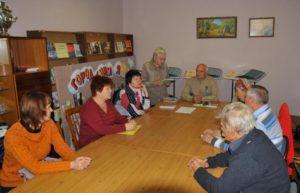 Сентябрьский семинар «Паруса»