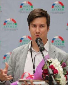 Поздравляем Дмитрия Лагутина!