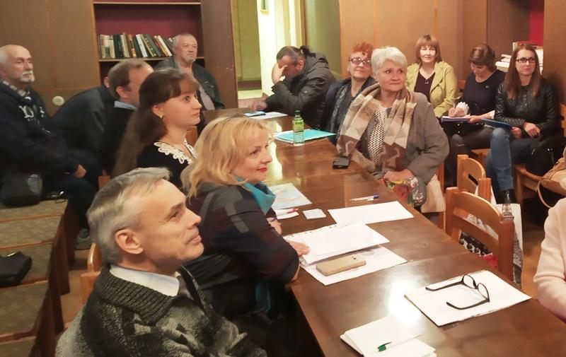 Сентябрьский семинар поэзии