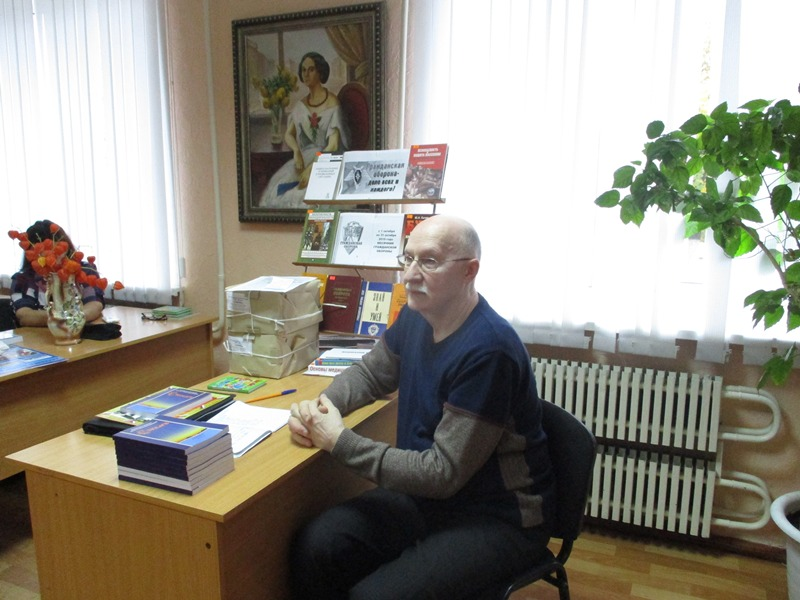 """Стожары"": октябрьский семинар"