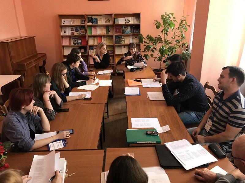Брянские поэты приняли участие в совещании молодых литераторов «Школа Андрея Платонова»