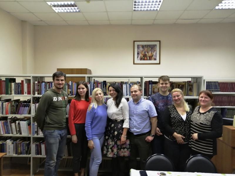 Большое собрание литературного клуба Экватор