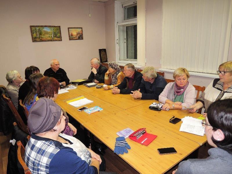 Ноябрьский семинар «Паруса»