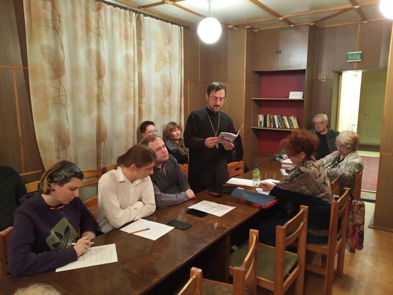 Ноябрьский семинар поэзии