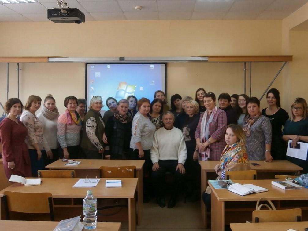 Юрий Кравцов выступил в БИПКРО