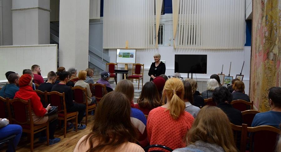 Встреча объединения клуба «Путешественник» PUBLIC TALK