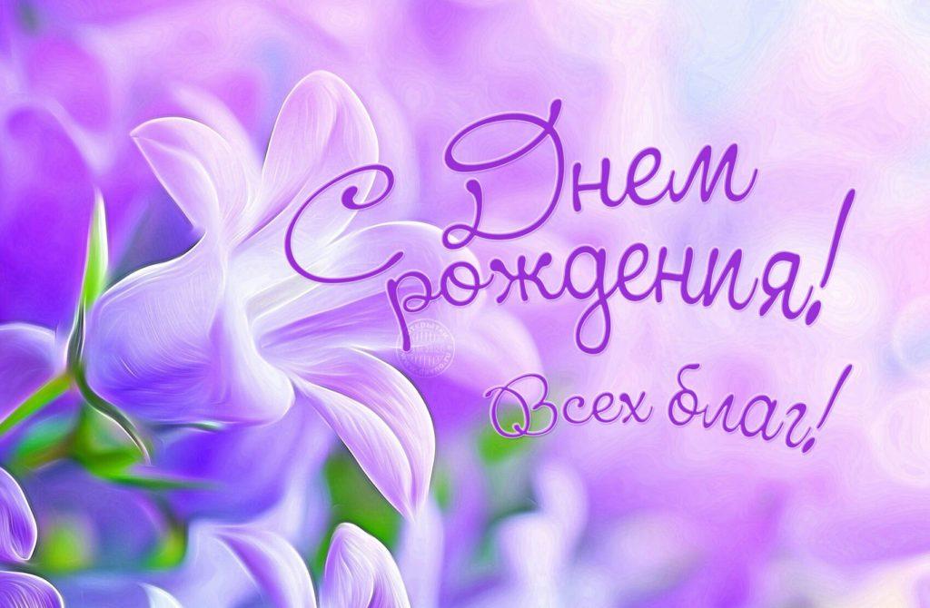8 октября – День Рождения Анастасии Вороничевой