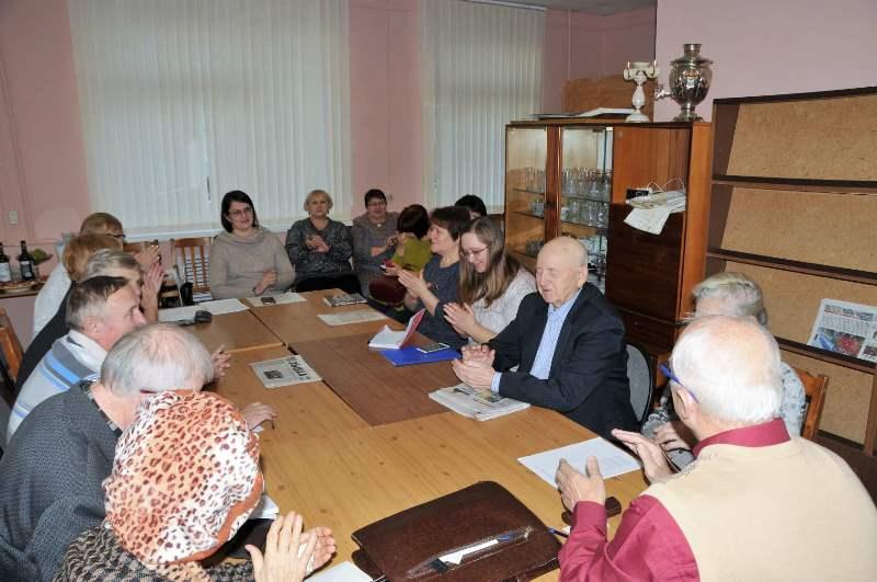 Февральский семинар «Паруса»