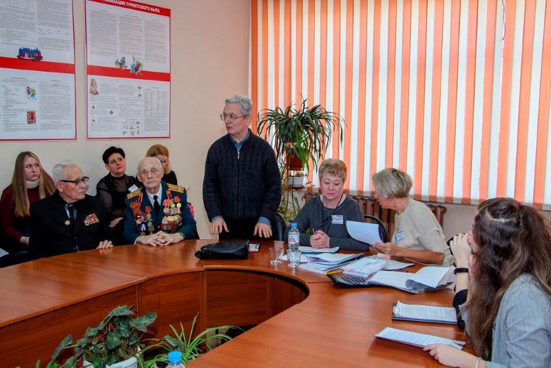 Александр Ронжин поработал в жюри краеведческого конкурса