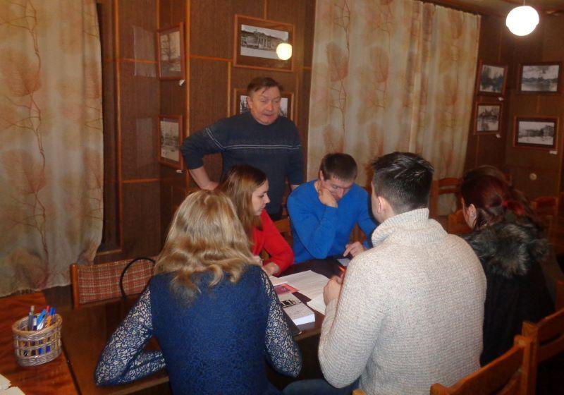В Брянске создан Совет молодых литераторов
