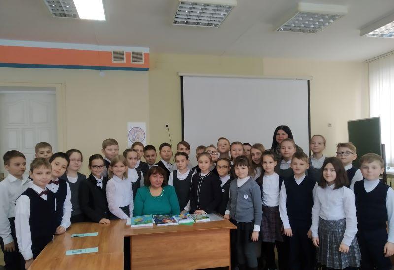 Творческая встреча с Евгенией Шапиро