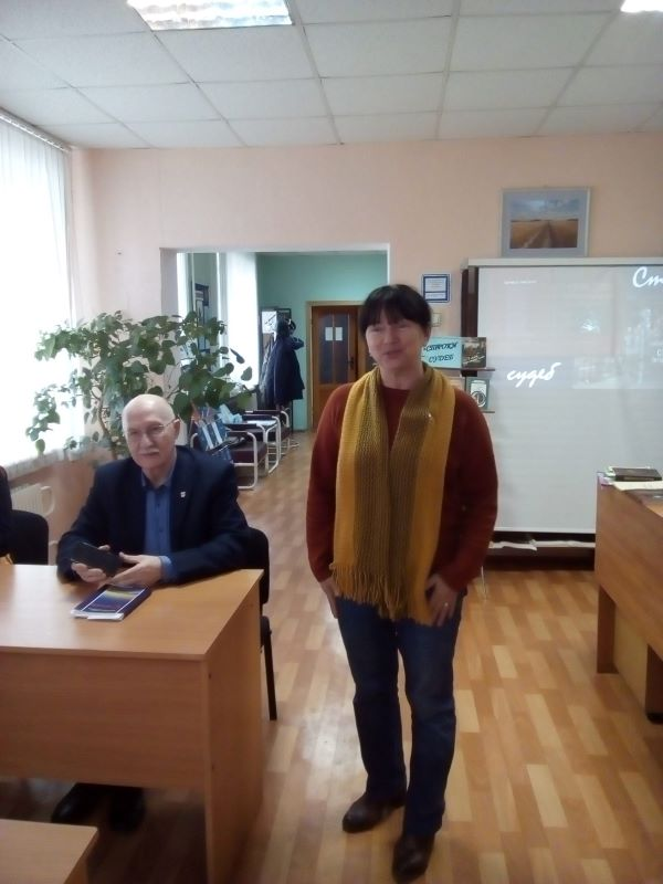 "В Жуковке прошла презентация сборника ""Строки судеб"""