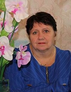 Чернова Светлана Викторовна