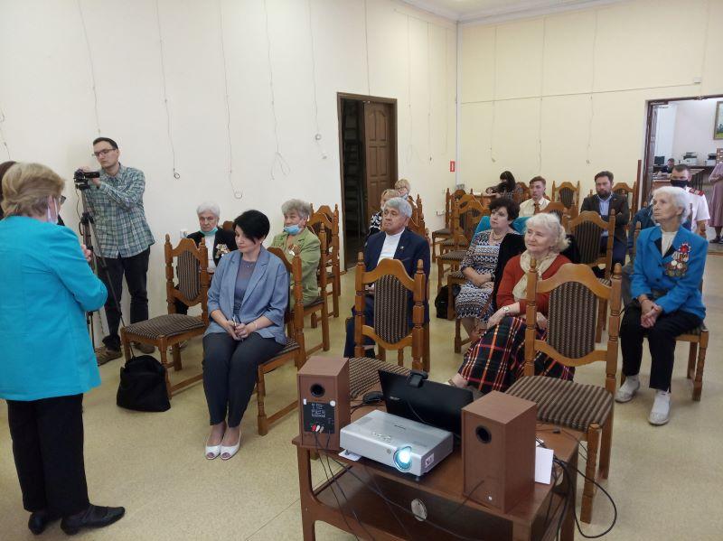 Презентация документального фильма Г.А. Вереиной «Слеза ребенка»