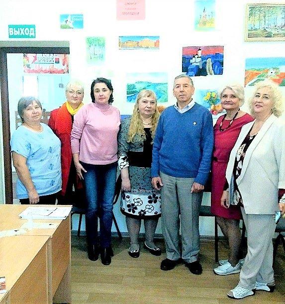 29 заседание поэтического клуба «СТИХиЯ»