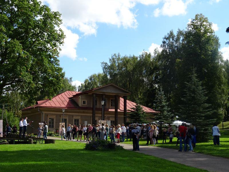 Фестиваль в Талашкино