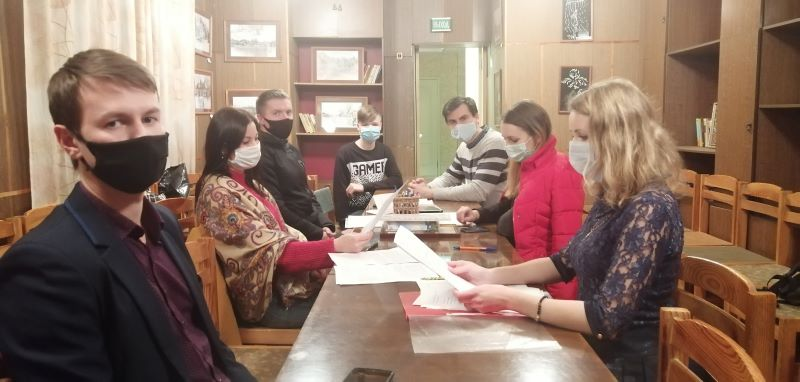 Октябрьский семинар брянского отделения СМЛ СПР