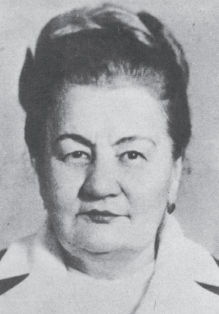 Анищенко Евдокия Николаевна