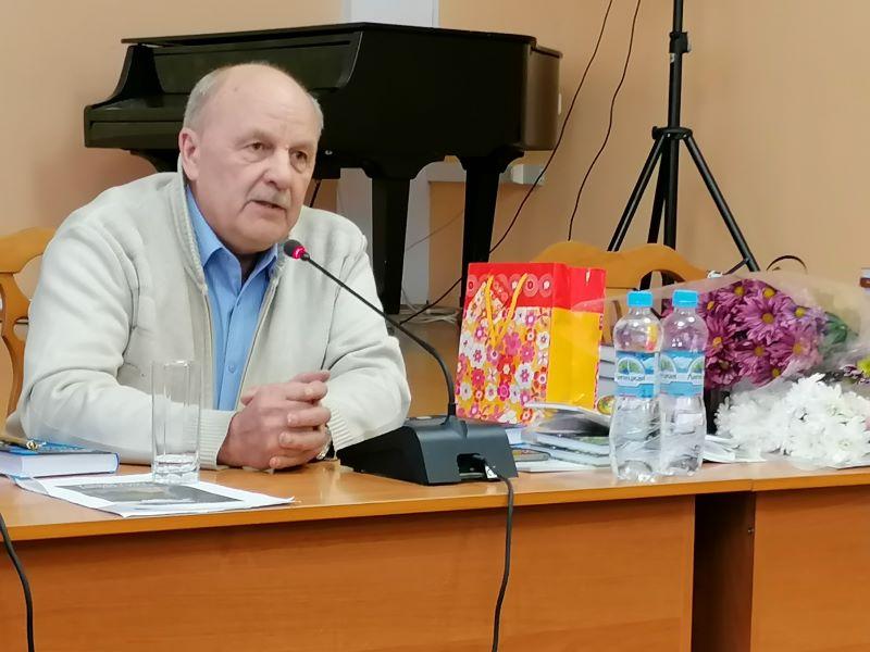 Презентация книги Н.Ф. Иванова «Реки помнят свои берега»