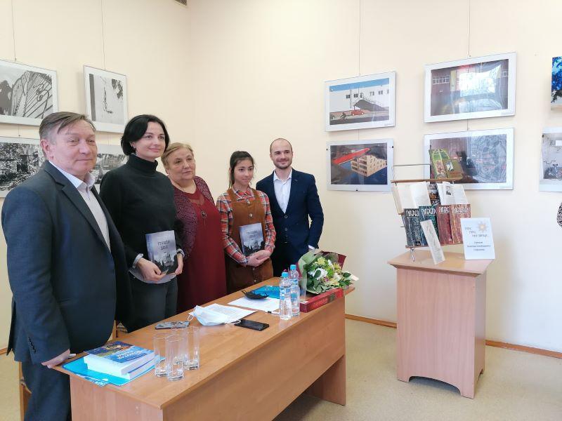 Презентация книги Виктора Сафонова «Троицын день»