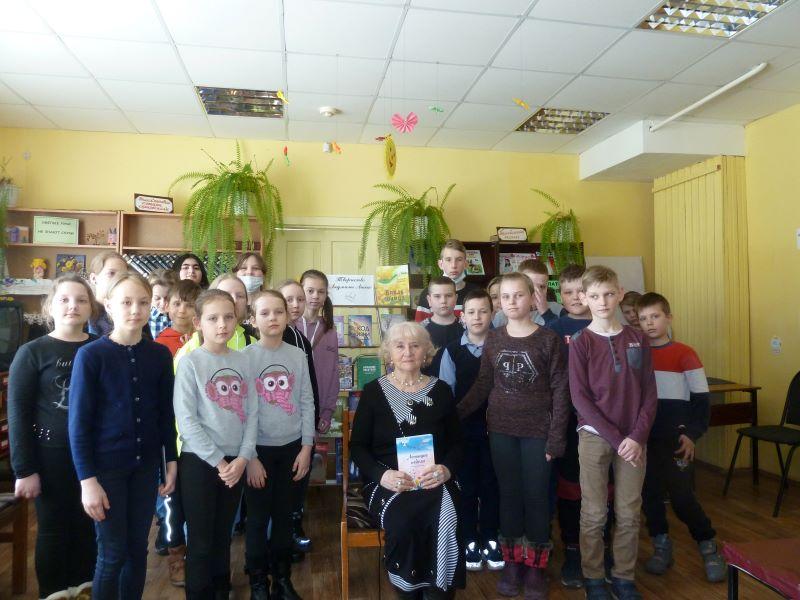Библиомобиль с Л. Ашеко побывал в Жуковском районе