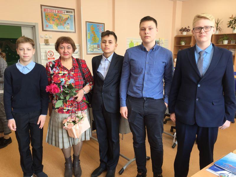 Встреча с Евгенией Шапиро