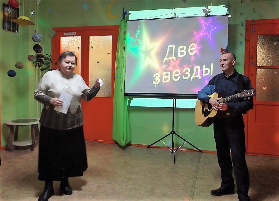 Наталья Шестакова выступила в Мичуринском