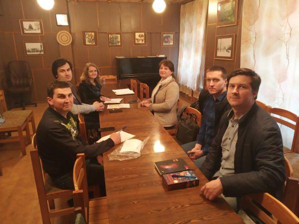 Апрельский семинар Брянского отделения Совета молодых литераторов СПР