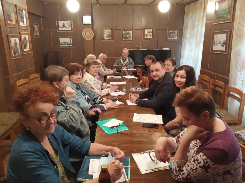 Майский семинар прозы Брянского областного литературного объединения