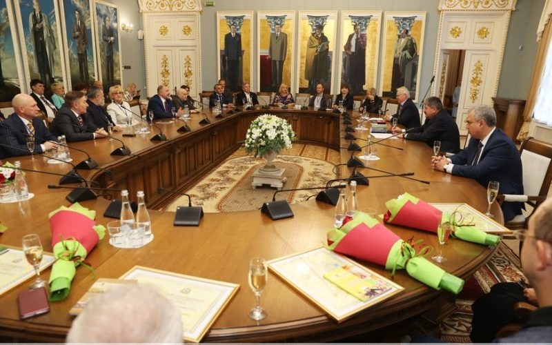ХVI Международный фестиваль-праздник «Славянские литературные дожинки»
