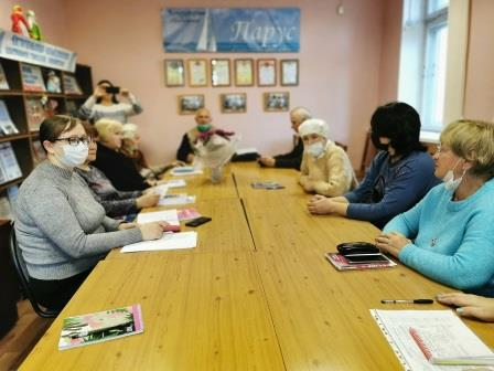 Октябрьский семинар «Паруса»